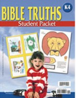 Bible Truths K4 Student Packet