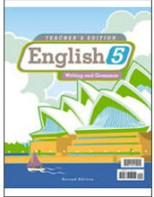 English 5 Teacher's Edition and Toolkit CD (2nd ed.)