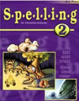 Spelling 2 Student Worktext (updated)