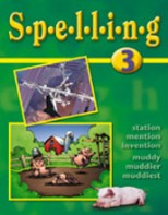 Spelling 3 Student Worktext (updated)