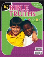 Bible truth k5 teacher's edition