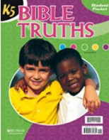 Bible Truths K5 Student Packet (Updated 2nd ed.)