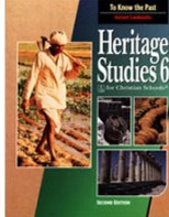 Heritage Studies 6 Student Text (2nd ed.)