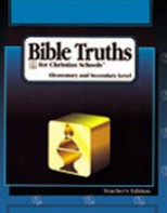 Grade 9 Bible Truths: Level C Teacher's Edition (2nd ed.) by James Frederick Creason, Jr.