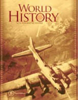 World History Student Text (3rd ed.) by Garland