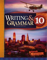 Writing/Grammar 10 Student Worktext (2nd ed.)