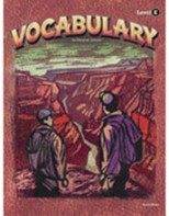 Vocabulary Student Worktext, Level E (2nd ed.) by Edith E. Smith