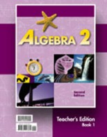 Algebra 2 Teacher's Edition (2nd ed.) (grade 11) by Kathy Pilger