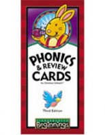 Beginnings K5 Phonics and Review Cards