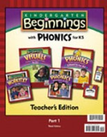 Beginnings K5 Teacher's Ed. Parts A and B (3rd ed) (2 volumes)