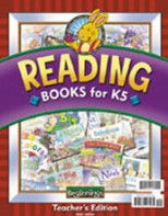 Reading Books for K5 Teacher's Edition