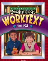 Beginnings K5 Worktext (3rd ed.)