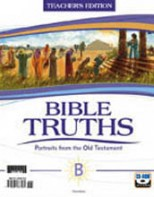 Grade 8 Bible Teacher's Edition (3rd ed.) with CD