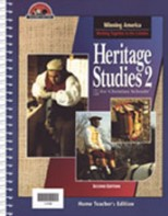 Heritage Studies 2 Home Teacher's Edition (2nd ed.)