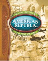 American Republic Student Activities Teacher's Edition (2nd ed.) by Mathews