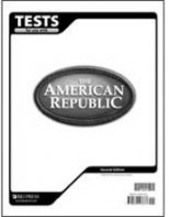 The American Republic Tests (tests only; for 1 student)