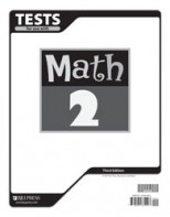 Math 2 Tests (3rd ed.)