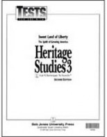 Heritage Studies 3 Tests (tests only; for 1 student) (2nd ed.)