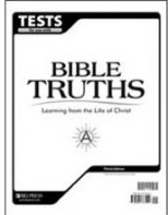 Bible Truths Level A Tests (3rd ed.)