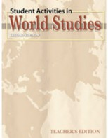 World Studies Student Activities Teacher's Edition (2nd ed.) by Thomas Luttman