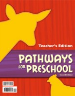 K3 Pathways for Preschool Teacher's Edition