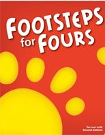 K4 Footsteps for Fours Student Writing Packet (2nd ed.)