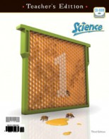 Science 1 Teacher's Edition with CD (3rd ed.)