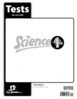 Science 1 Tests (3rd ed.)