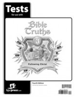 Bible Truths 3 Tests (4th ed.)