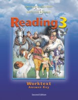 Reading 3 Worktext Teacher's Edition (2nd ed.)