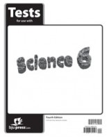 Science 6 Tests (4th ed.)