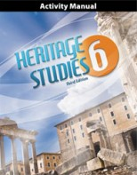 Heritage Studies 6 Student Activities Manual (3rd ed.)