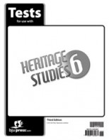 Heritage Studies 6 Tests (3rd ed.)