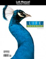 Life Science Lab Manual Teacher's Edition (4th ed.)