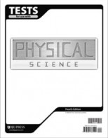Physical Science Tests (4th ed.)