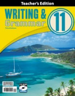 Writing & Grammar 11 Teacher's Edition with CD (3rd ed.)Description Specifications