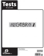 Algebra 2 Tests (3rd ed.)