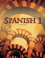 Spanish 1 Student Text (2nd)