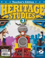 Heritage Studies 3 Teacher's Edition (3rd)