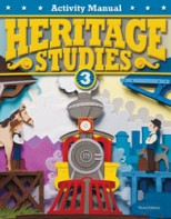 Heritage Studies 3 Activity Manual (3rd)