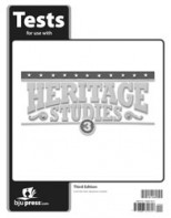 Heritage Studies 3 TEST (3rd)