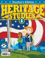 Heritage Studies 1 Teacher's Edition (3RD)