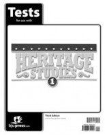 Heritage Studies 1 Tests (3rd ed.)