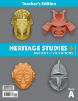Heritage Studies 6 Teacher's Edition (4th ed.)