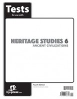 Heritage Studies 6 Tests (4th ed.)