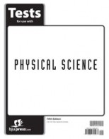 Physical Science Tests (5th ed.)