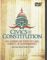 Civics and the Constitution (DVD Instruction)