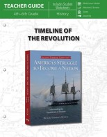 Timeline of the Revolution - Teacher Guide